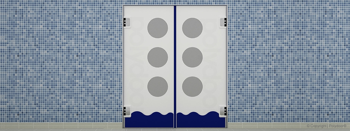 Swimming Pool & Changing Room Doors